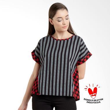 batik-dirga_batik-dirga-canary-atasan-wanita_full15 Review Daftar Harga Model Batik Lurik Wanita Modern Terbaik minggu ini