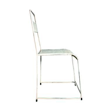 Aura Living Iron Dining Chair
