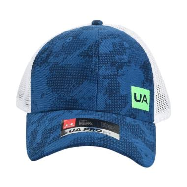 UNDER ARMOUR Training Blitzing Trucker 3.0 Topi Pria  1305039-408  552ee151ca