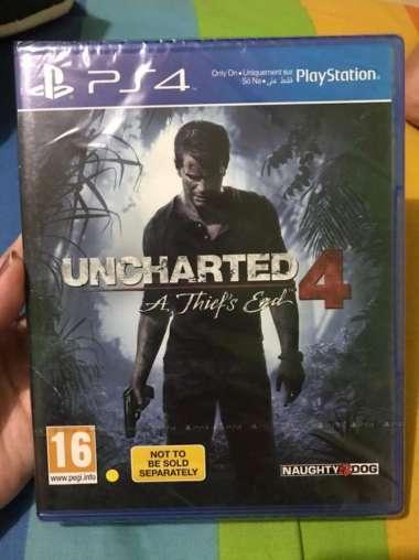 harga BD ps4 uncharted 4 Blibli.com