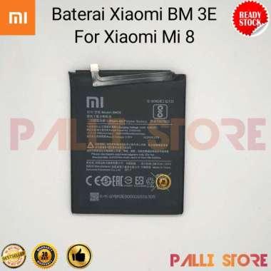 harga BATERAI XIAOMI MI 8 BM3E ORIGINAL BATTERY BATRE BATRAI HANDPHONE XIAOMI Blibli.com