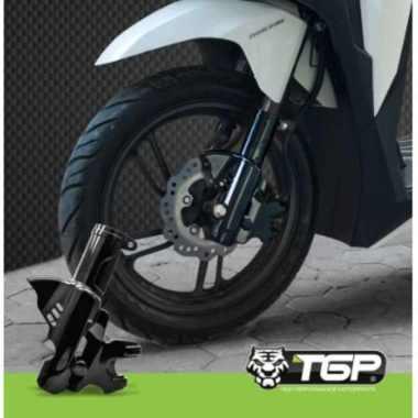 harga Promo Cover Rem Motor Disc Brake Tromol TGP Aksesoris Variasi Honda Beat Var - Hitam Berkualitas Blibli.com