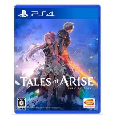 harga PS4 Tales of Arise English (Region 3/Asia/English) Blibli.com
