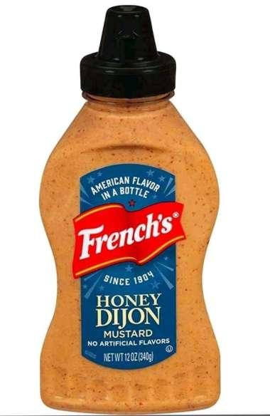 harga French's honey dijon mustard 340gr Blibli.com