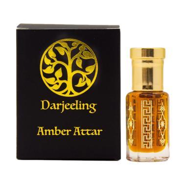 harga Original Amber Attar Perfume Oil Parfum Minyak Wangi Arab [6 mL] Blibli.com