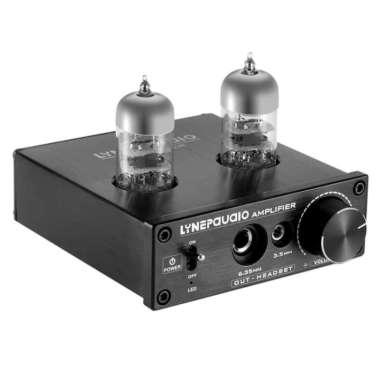 harga LINEPAUDIO A962 HiFi 6J9 Vacuum Tube Power Headphone Amplifier USB DAC Blibli.com