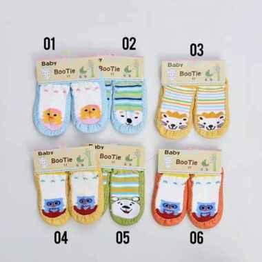 harga Sepatu Kaos Kaki untuk Bayi dan Anak - Baby Bootie - 13cm Multicolor Semua Ukuran Blibli.com