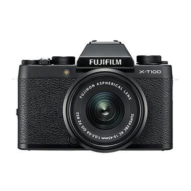 Fujifilm XT 100 + 15-45 Kamera Mirrorless