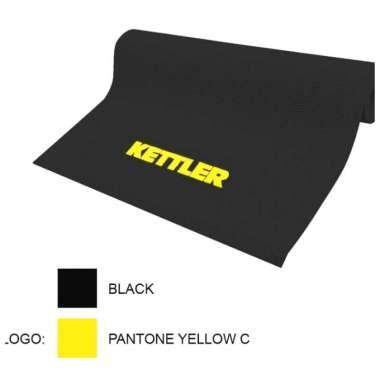harga Jual Matras Yoga 8Mm Kettler - Matras Senam - Yoga Mat + Tas Jaring Multicolor Blibli.com