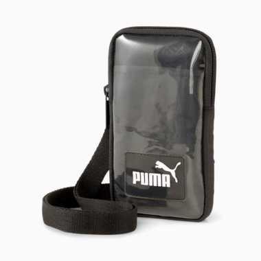 harga Tas Pouch PUMA Core Pop Sling Pouch Puma Black ORIGINAL Blibli.com
