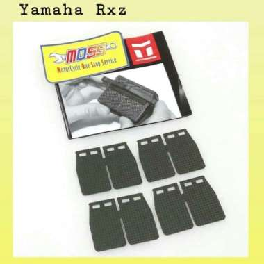 harga LIDAH MEMBRAN RACING V-FORCE 4 YAMAHA RXZ/RX-King Blibli.com