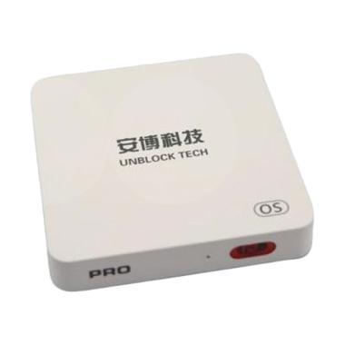 UNBLOCK TECH Ubox 5 Pro Smart TV Box [Android 7.0/ Full KODI dan App]