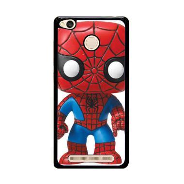 harga Flazzstore Funko Pop Spiderman F0002 Premium Casing for  Xiaomi Redmi 3 Pro/3S/3X Blibli.com
