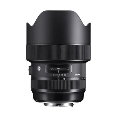 Sigma 14-24mm f-2.8 DG HSM Art Lens for Nikon