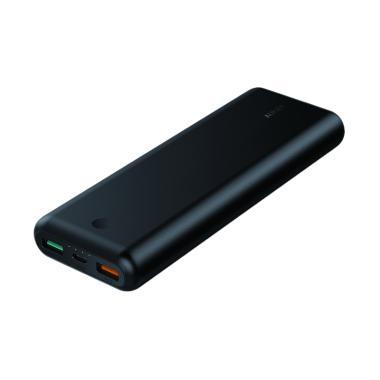 AUKEY PB-XD20 Powerbank - Hitam [20100 mAh/ USB-C]