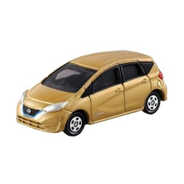 Tomica No. 48 Nissan Note Diecast - Gold [1:63]