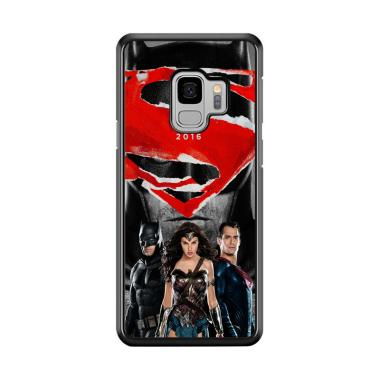 harga Batman Vs Superman W3550 Premium Casing for Samsung Galaxy S9 Blibli.com