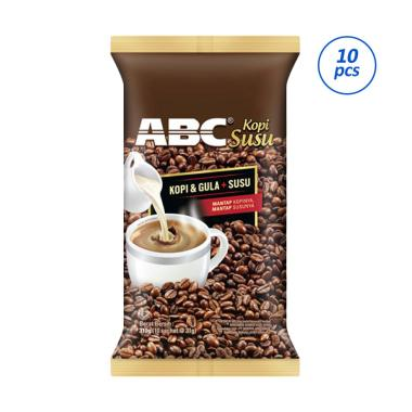 ABC Susu Minuman Kopi [10 bks/31 g]