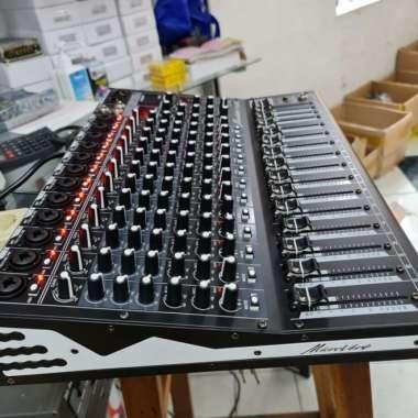 harga Mixer audio microverb Neo M12 - Neo M 12 soundcard bluetooth MULTICOLOUR Blibli.com