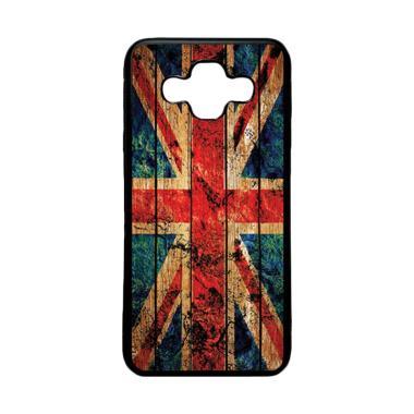 harga HEAVENCASE Motif Bendera Inggris 09 Softcase Casing for Samsung Galaxy J7 DUO - Hitam Blibli.com