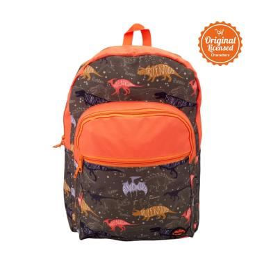 Sanwa CL028TS9317 Dino General Backpack Tas Sekolah Anak