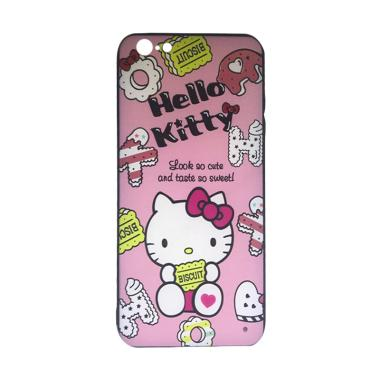 harga JV ACC New Motif Hello Kitty Doraemon Kode 4 Fuze Silikon Casing for iPhone 6 Plus Blibli.com