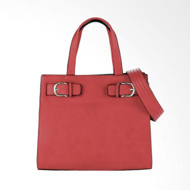 Bellezza 61608-01 Hand Bag Tas Wanita - Red