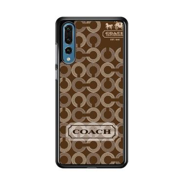 Flazzstore Coach Bag X4195 Premium Casing for Huawei P20 Pro