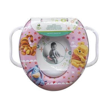Mom Soft Baby Potty Seat Pooh Toilet Training with Handle