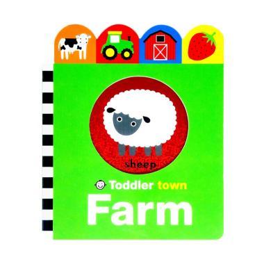 harga Priddy Books Toddler Town Farm Boardbook Buku Edukasi Anak Blibli.com
