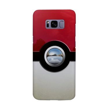 harga Indocustomcase Retro Chrome Pokeball Cover Casing for Samsung Galaxy S8 Plus Blibli.com