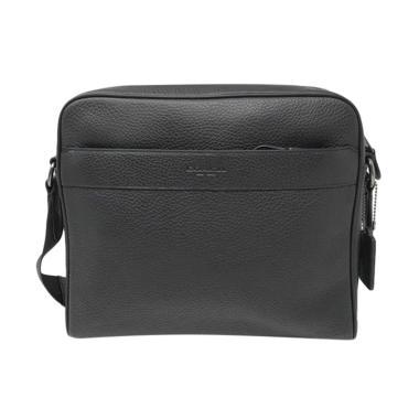 ... australia coach mens charles camera crossbody tas selempang pria black  fbb38 17d33 where to buy jual handbag coach original murah ... 0b27557d67