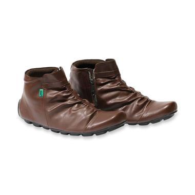 harga Kickers Wringkle Zipper Sepatu Pria Blibli.com