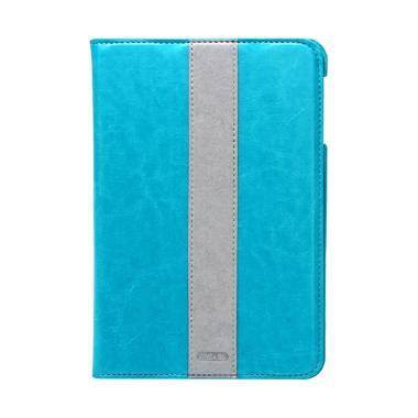 harga IPearl Elva Leather Casing for iPad Mini Blue Blibli.com