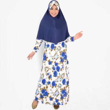 Koesoema Clothing Setelan Gamis Syari + Jilbab Kalila [All Size]