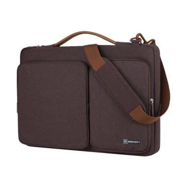 Brinch Executive Tas Laptop with Long Strap [13 - 13.6 Inch]