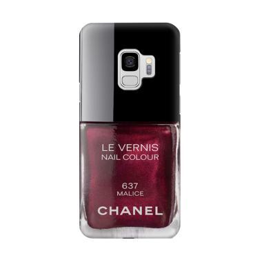 harga Indocustomcase Chanel 637 Malice Cover Casing for Samsung Galaxy S9 Blibli.com