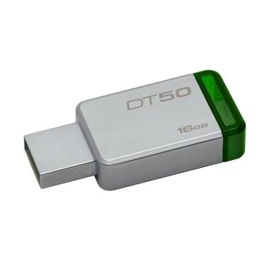 Kingston DataTraveler 50 Flash Drive [16 GB/ USB 3.1]