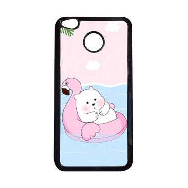 harga Bunnycase Cute Polar Bear Summer Li0215 Custom Hardcase Casing for Xiaomi Redmi 4X Blibli.com