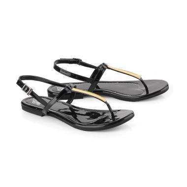 Kuzatura KKF 671 Kasual Sandal Flats Wanita