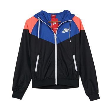 NIKE Women Windproof Jacket Lari Wanita  545909-017  7054aa6dc6