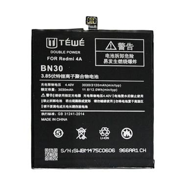 TEWE BN 30 Double Power Battery for Xiaomi Redmi 4A [3030 mAh]
