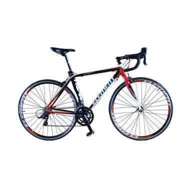 harga Element FRC 88 Sepeda Roadbike - Black Red (Frame Alloy/Sora 18 Speed/700c) Blibli.com