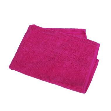 Yangunik Microfiber Cleamaid Kain Lap Serbaguna - Pink [40 x 40 cm]