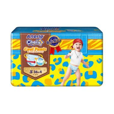Anerle Cheris Popok Bayi [Size S40x1 Jumbo Pack]