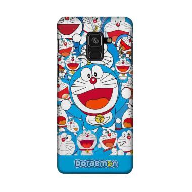 harga Indocustomcase Doraemon Sticker Bomb Cover Casing for Samsung Galaxy J6 2018 Blibli.com