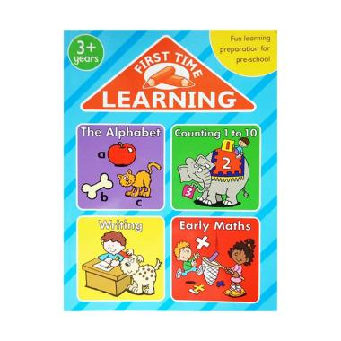 harga Autumn Publishing Buku Anak Genius First Time Learning Fun Learning Preparation for Pre-School Blibli.com