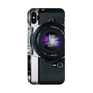 harga Indocustomcase Camera Vintage Nikon Cover Hardcase Casing for iPhone XS Max Blibli.com