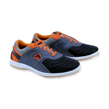Garsel Sepatu Futsal Pria - Abu [GRG 7506]