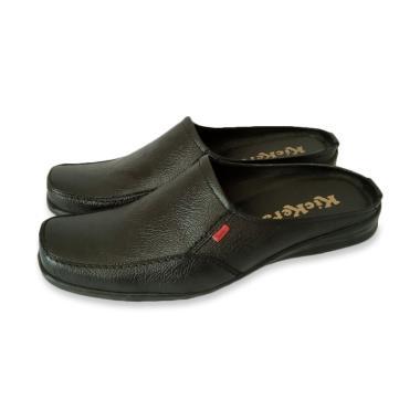 Kickers Kulit Sepatu Sandal Pria 7cb0116433